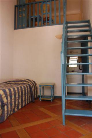 Accueil de alba flora - Chambre avec lit mezzanine ...